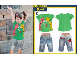 Fashion Oshkosh 4 K Kids - HS077