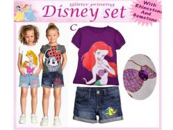 Fashion Disney Set C Teen - HS090