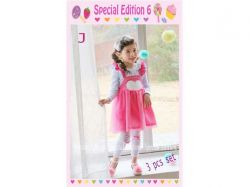 Fashion Girl SE 6 J Kids - HS247