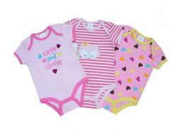 Baby Romper 073 H - BY567
