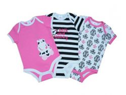 Baby Romper 073 I - BY568