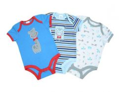 Baby Romper 073 L - BY571
