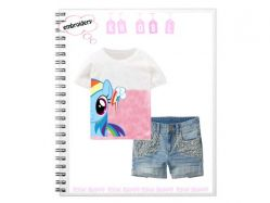 Fashion Girl KH 08 L Kids - GS3286
