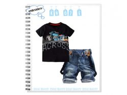 Fashion Boy KH 07 E Teen - BS3756
