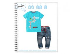 Fashion Boy KH 07 L Teen - BS3763