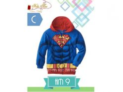 Jacket Superman HM 9 C Teen - BA573