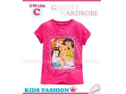T-Shirt Girl GW 189 C Teen - GA770