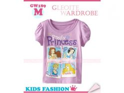 T-Shirt Girl GW 189 M Teen - GA780