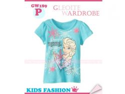 T-Shirt Girl GW 189 P Teen - GA783
