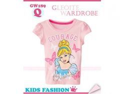 T-Shirt Girl GW 189 Q Teen - GA785