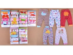 Carter's Blue Fly 2 D Girl 5 In 1 Celana Panjang - BY653