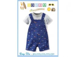 Baby Overall OK 32 A - BY713