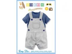Baby Overall OK 32 D - BY715