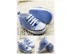 Shoes Prewalker PWS 1 G Polo Blue - PL2053