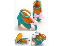 Shoes Prewalker PWS 1 K Heels Green - PL2056