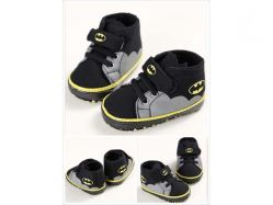 Shoes Prewalker PWS 3 H Batman - PL2072