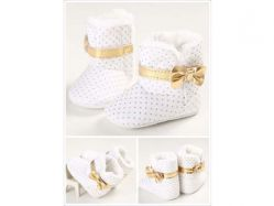 Shoes Prewalker PWS 3 N Boots White Pita Gold - PL2076