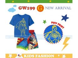 Fashion Boy GW 199 G Kids - BS4148