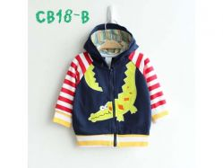 Jacket Boys CB 18 B - BA671