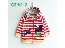 Jacket Boys CB 18 G - BA673