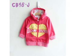 Jacket Girls CB 18 J - GA862