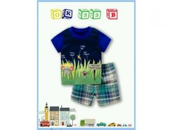 Fashion Baby Boy OK 33 B Baby - BS4236