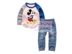 Fashion Boy Mini Jeans 144 I - BS4276