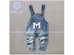 Fashion Overall KH 24 B Teen - CB278
