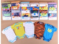 Body Suit Tangan Pendek Boy - BY793
