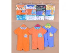Romper Tangan Pendek Boy - BY813