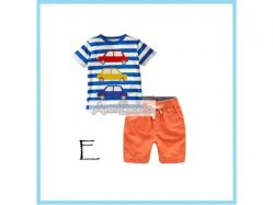 Fashion Boy 207 E Baby - BS4307