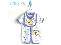 Baby Bodysuit CB 19 K - BY827