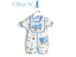 Baby Bodysuit CB 19 N - BY829