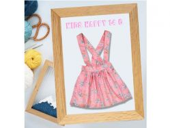 Fashion Overall KH 14 C Kids - CG334 / S
