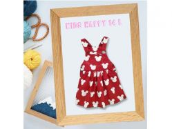 Fashion Overall KH 14 L Kids - CG342