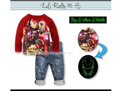 Fashion Boy LK 116 Kids A - BS4312
