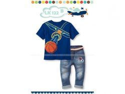 Fashion Boy LK 122 Teen B - BS4318