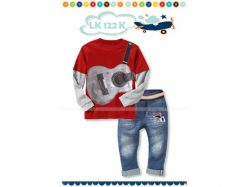Fashion Boy LK 122 Kids K  - BS4324