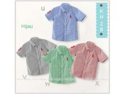 Shirt Boys KH 28 W Kids - BA765
