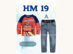 Fashion Boy HM 19 A - BS4333