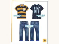 Fashion Boy Senshukei 14 B Kids - BS4362