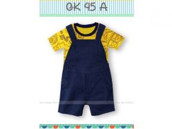 Baby Overall OK 45 A - BY836