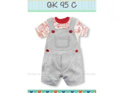 Baby Overall OK 45 C - BY838