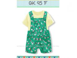 Baby Overall OK 45 F - BY840