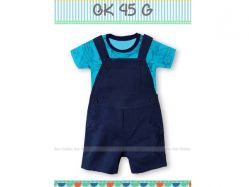 Baby Overall OK 45 G - BY841