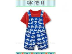 Baby Overall OK 45 H - BY842