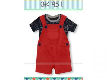 Baby Overall OK 45 I - BY843