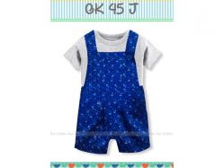 Baby Overall OK 45 J - BY844