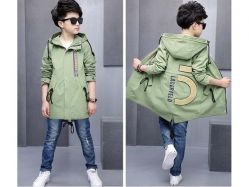Coat Boy Fashion 145 1S - BA797