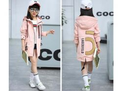 Coat Girl Fashion 145 1V - GA952